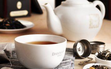 Skodelica čaja Dammann Fréres