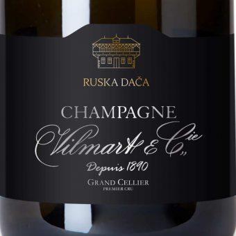 Ruska dača šampanjec