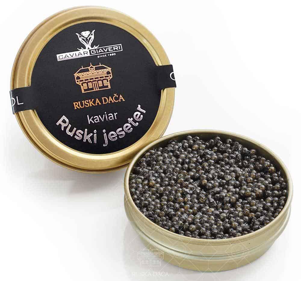 Kaviar Ruska dača