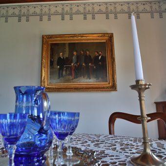 Modra ali Cesarska soba na Ruski dači