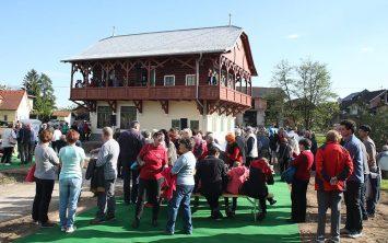 ČS Šmarna gora v Ruski dači