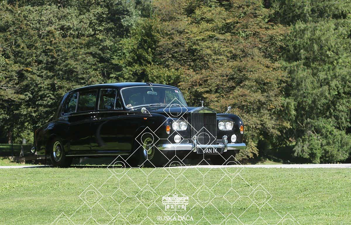 Kraljevski Rolls Royce Phantom VI