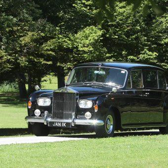 Rolls Royce Ruska dača