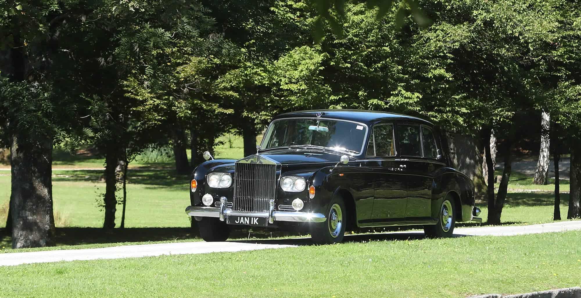 Rolls Royce Phantom VI