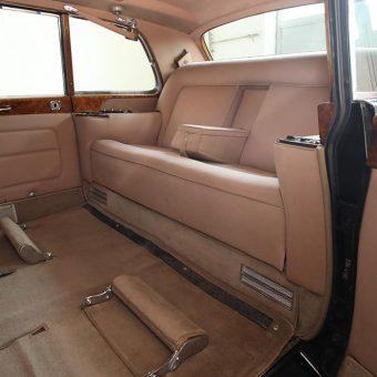 Rolls Royce udobje kraljevske vožnje