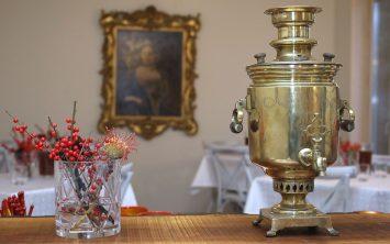Ruski, angleški ali francoski čaj?