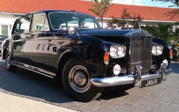 Kraljevski Rolls Royce