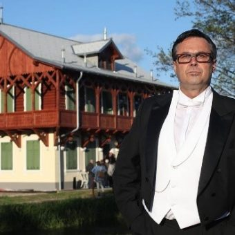 Franc Petrič pred Rusko dačo