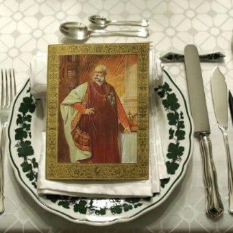 Cesarska večerja