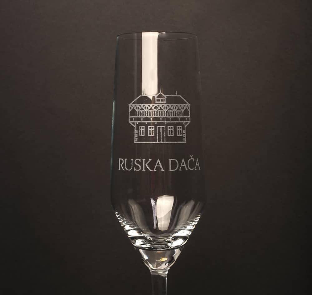 Kozarec Ruska dača za šampanjec