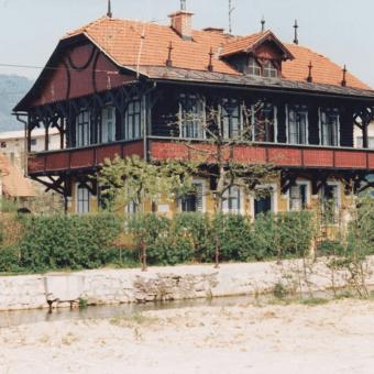 Ruska dača leta 1993 - fotografiral Novak Janez