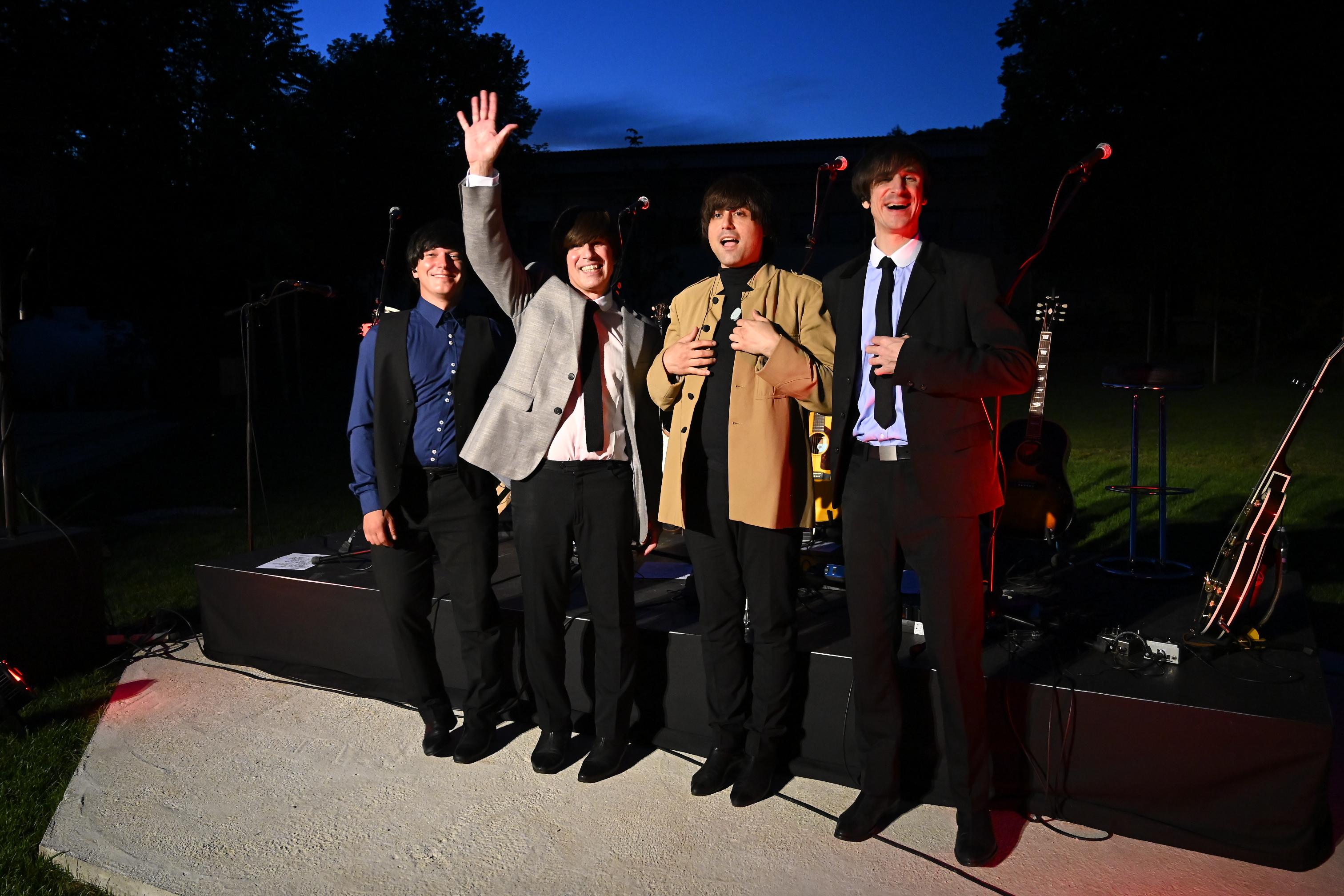 The Beatles za vedno!