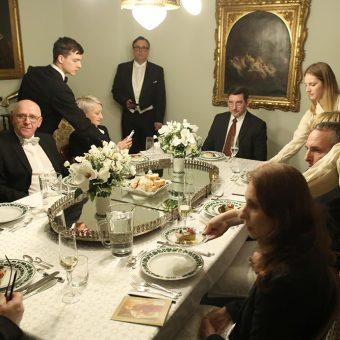 Cesarska večerja - gledališče z večerjo