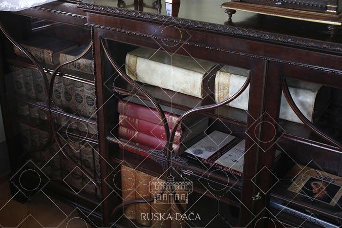 Knjižnica Ruska dača