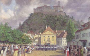 Zgodbe iz Ruske dače: Ljubljanski kongres Svete alianse 1821