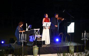 Zvezdni večer Mance in Benjamina Izmajlova ter Olge Ulokine